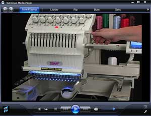 Fix your SWF Embroidery machine